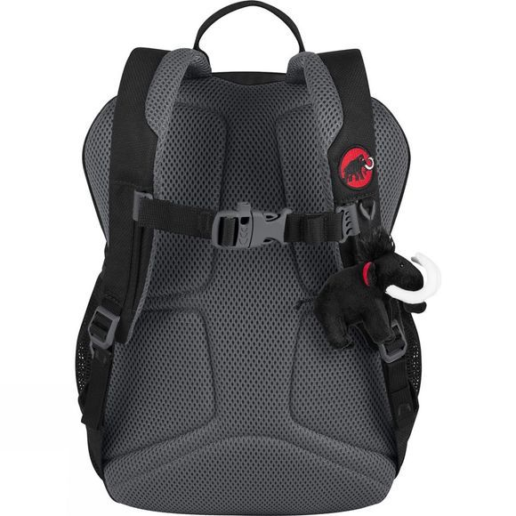 Mammut Kids First Zip 16 Rucksack Black / Inferno