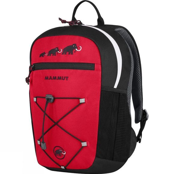 Mammut Kids First Zip 8 Rucksack Black / Inferno