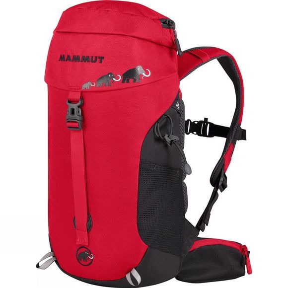 Mammut Kids First Trion 18 Rucksack Black / Inferno