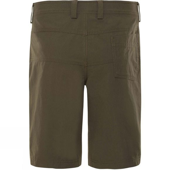 The North Face Boys Exploration Shorts New Taupe Green