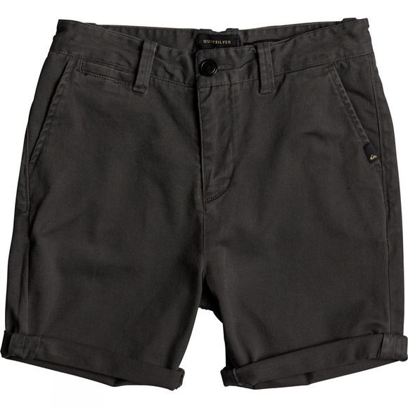 Quiksilver Kids Krandy Shorts Youth 14+ Raven