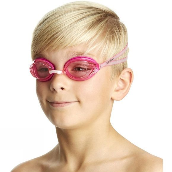 Speedo Kid's Vanquisher 2.0 Mirror Junior Goggle Assorted/Mixed