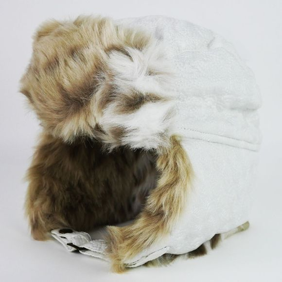 Brekka Pad Russian Junior Hat White