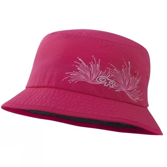 Outdoor Research Kids Solstice Sun Bucket Hat DESERT SUNRISE