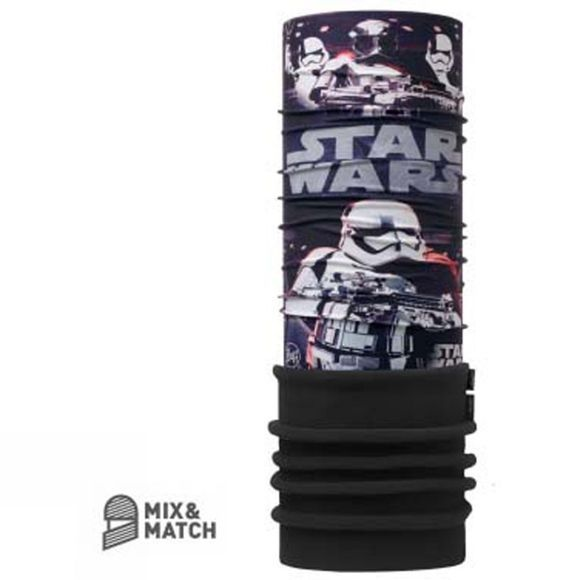 Buff Boys Star Wars Polar Buff First Order Black Black