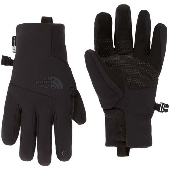 The North Face Boys Apex + Etip Glove TNF Black