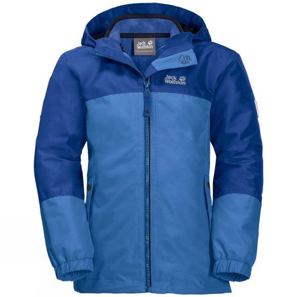 Girls Iceland 3in1 Jacket