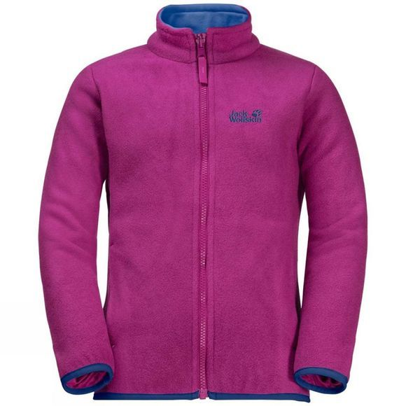 Jack Wolfskin Girls Grivla 3in1 Jacket Coastal Blue
