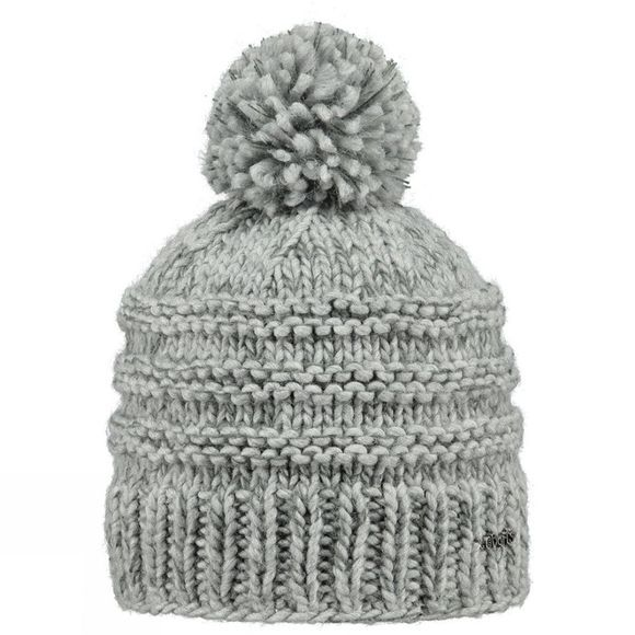 Barts Girls Tara Beanie Heather Grey