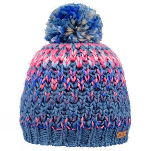 Barts Girls Nicole Beanie Old Blue