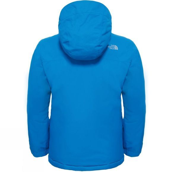 The North Face Youths Snowquest Jacket Age 14+ Jake Blue
