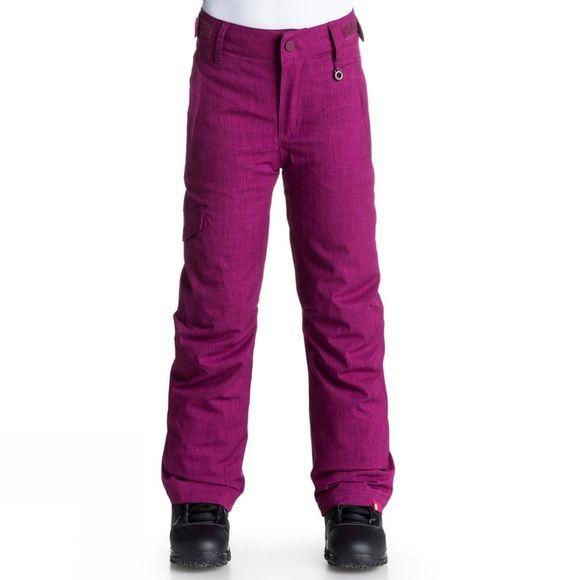 Roxy Girl's Tonic Pant Bright Purple