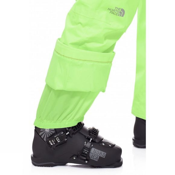Boys Snowquest Suspender Pants Age 14+