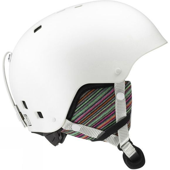 Salomon Kids Kiana Helmet White