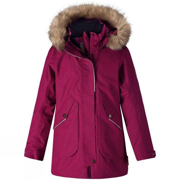 Reima Girls Inari Winter Parka 14+ Magenta