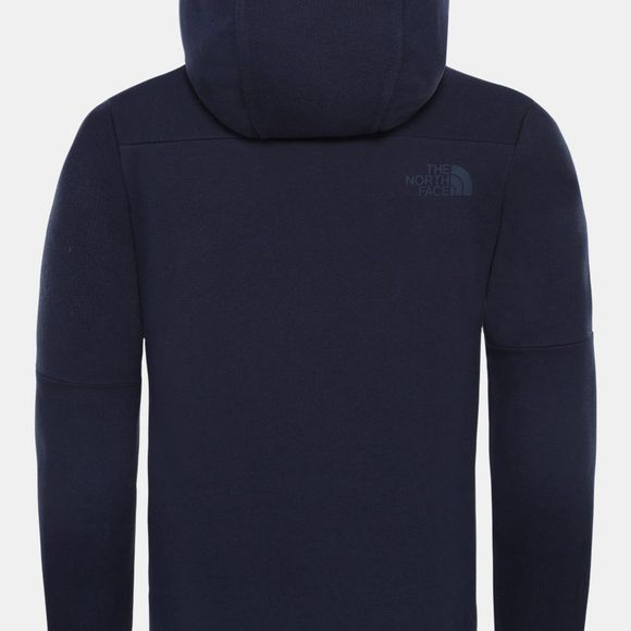 The North Face Girls Drew Peak Hoodie 14+ Montague Blue