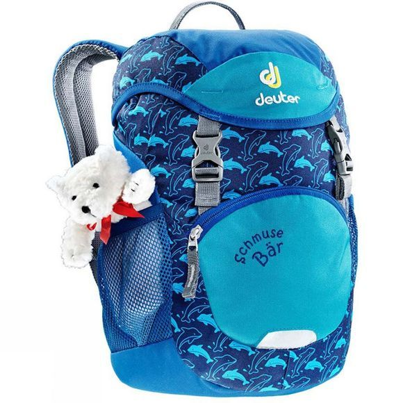 Deuter Children's Schmusebär Backpack Ocean