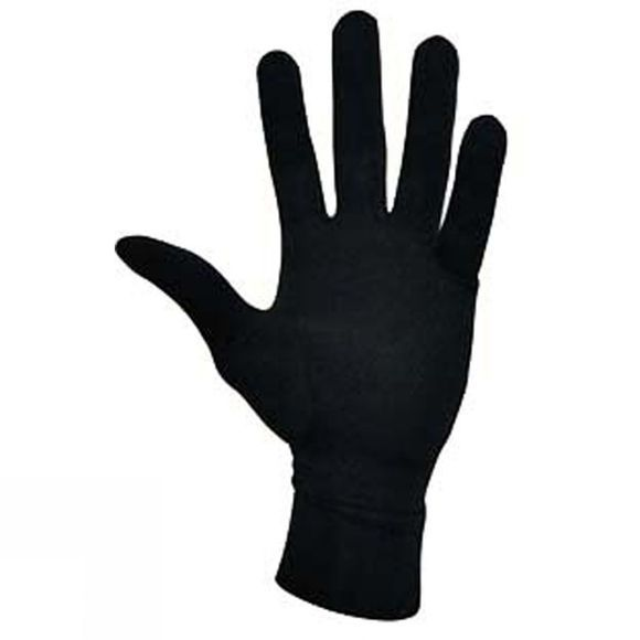 Steiner Winter Childrens Soft Tech Glove Liner Black