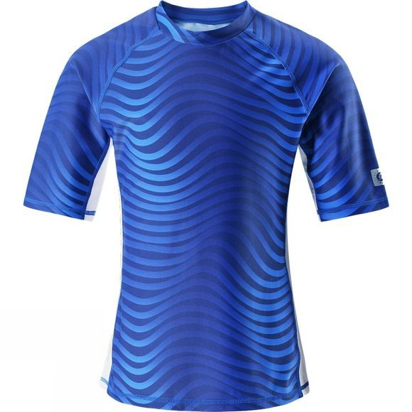 Reima Kids Fiji Sun Protection Top Blue Wave