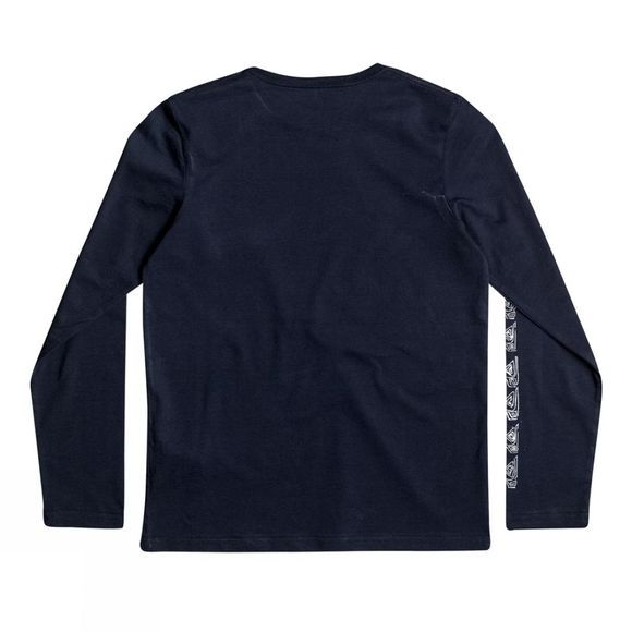 Boys Sunset Smoke Long Sleeve Classic Tee