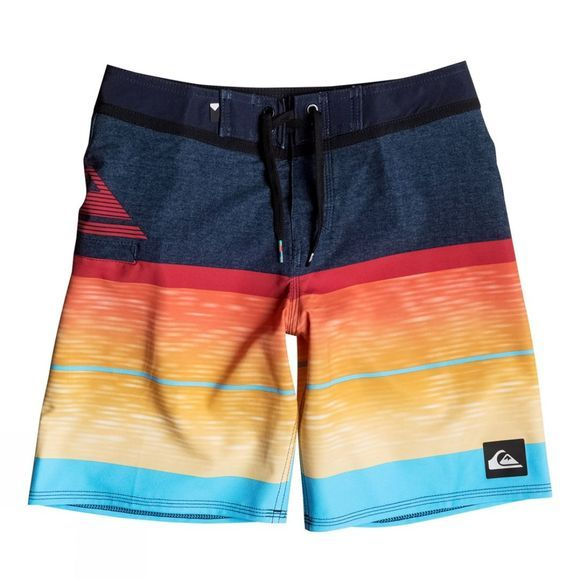 Boys Slab Logo Vee Youth Board Short