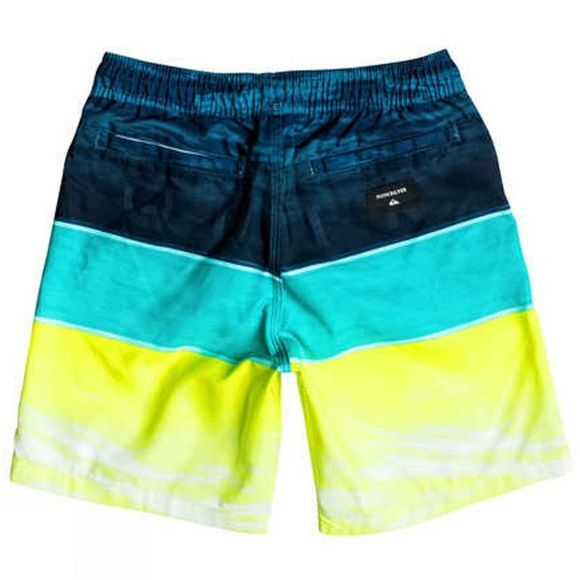 Youth Word Waves Volley Beach Shorts Age 14+