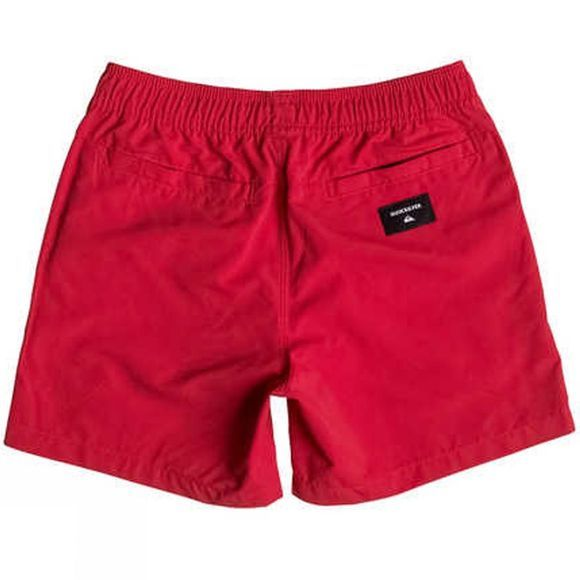 Boys Everyday Solid Volley Beach Shorts Age 14+