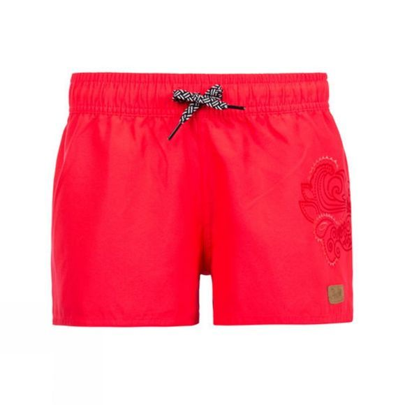 Protest Girls Fouke 17 JR Beachshort Flame Red