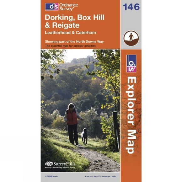 Dorking Box Hill & Reigate