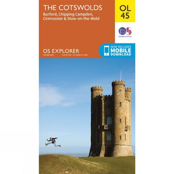 Cotswolds: Burford, Chipping Campden, Cirencester & Stow-On-The-Wold