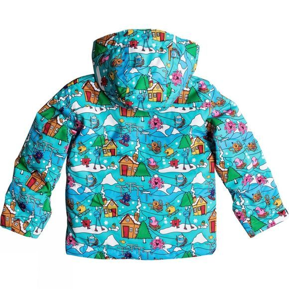Quiksilver Kids Mr Men Little Mission Snow Jacket Mr Men Fun Times