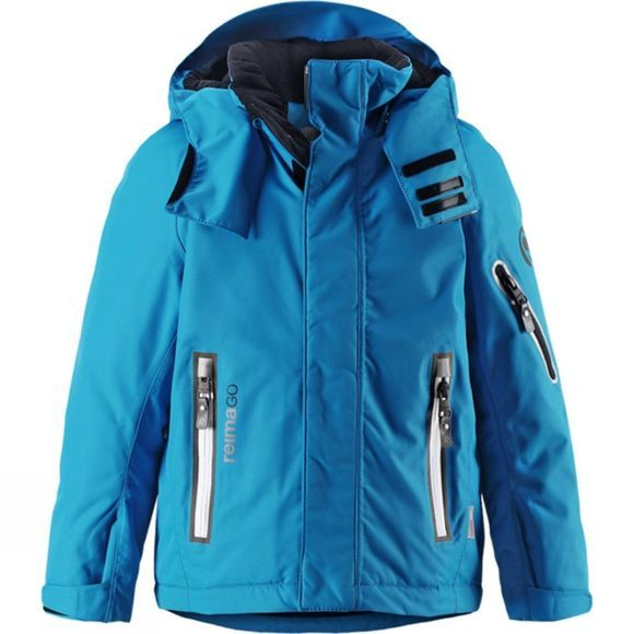 Reima Boys Regor Jacket Blue