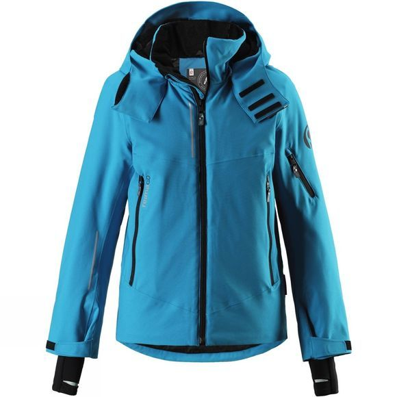 Reima Boys Morgan Snow Jacket 14+ Mid Blue
