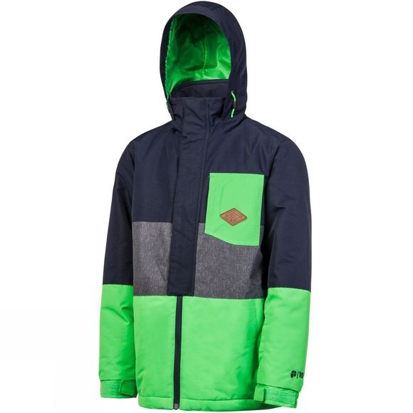Boys Elvon Snow Jacket (14+)