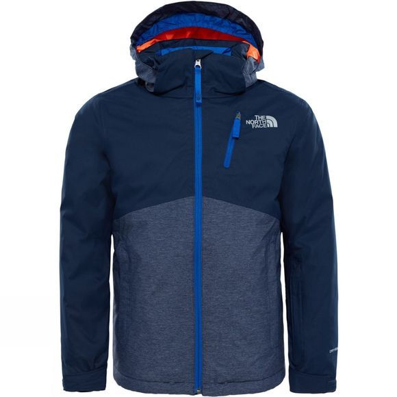 Kids Youth Snowquest Plus Jacket 14+