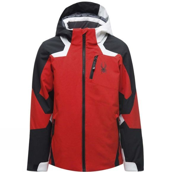 Spyder Boys Leader Jacket 14+ Volcano