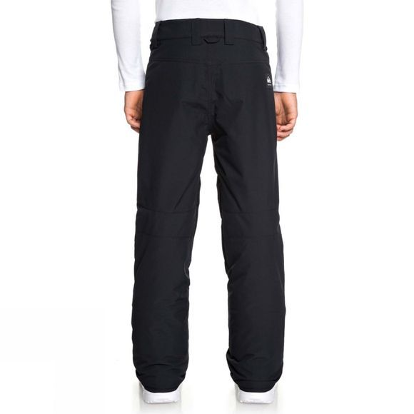 Quiksilver Boys Estate Youth Pant Black