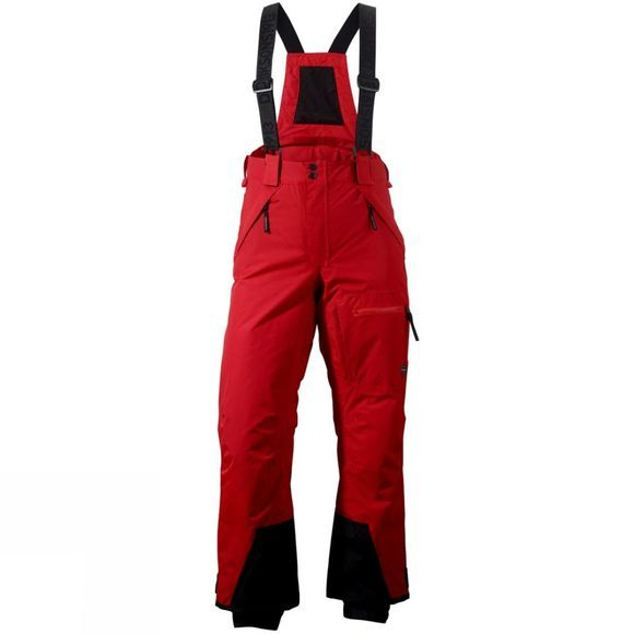 Didriksons Boy's Elton Snow Pant  Red
