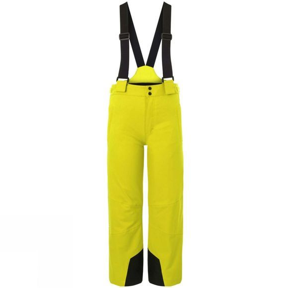KJUS Boy's Vector Pant 14+ Citric Yellow