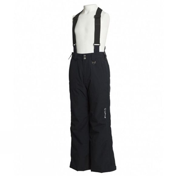 Boys Full Zip Tech Pant