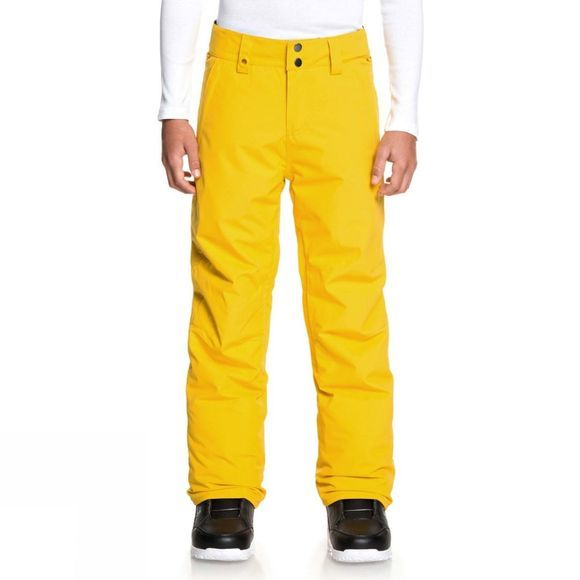 Quiksilver Boys Estate Youth Pant 14+ Sulphur