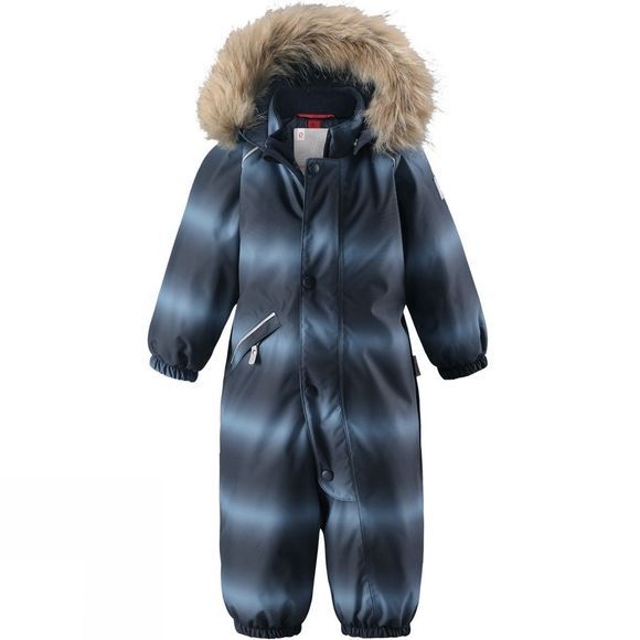 Reima Boys Lappi Winter Overall Navy Lights