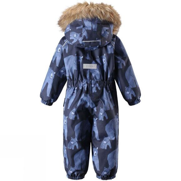 Reima Boys Lappi Winter Overall Blue Bears