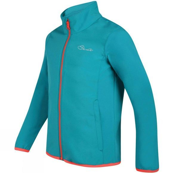 Dare 2 b Kids Derive II Jacket Aqua Blue