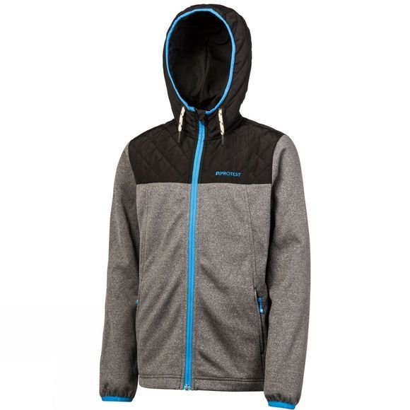 Boys Dieter Full Zip Hoody