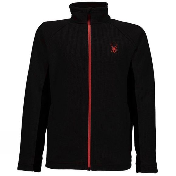 Boy's Constant Full Zip Stryke Fleece