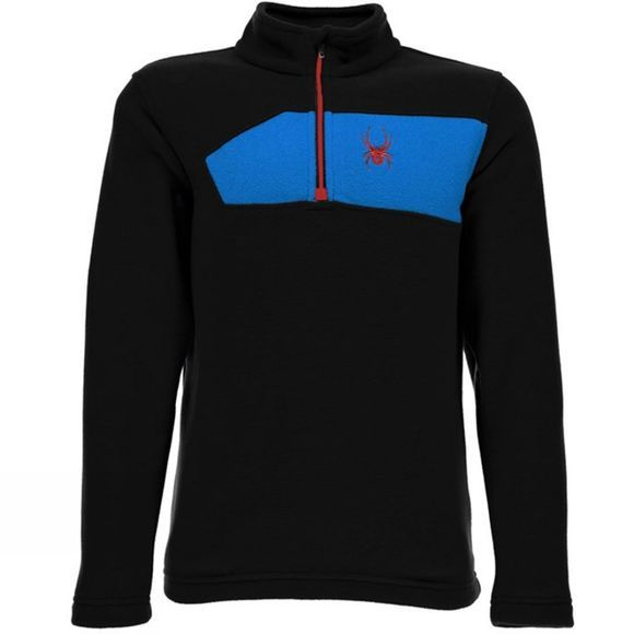 Boys Speed Fleece Top - 14 yrs +