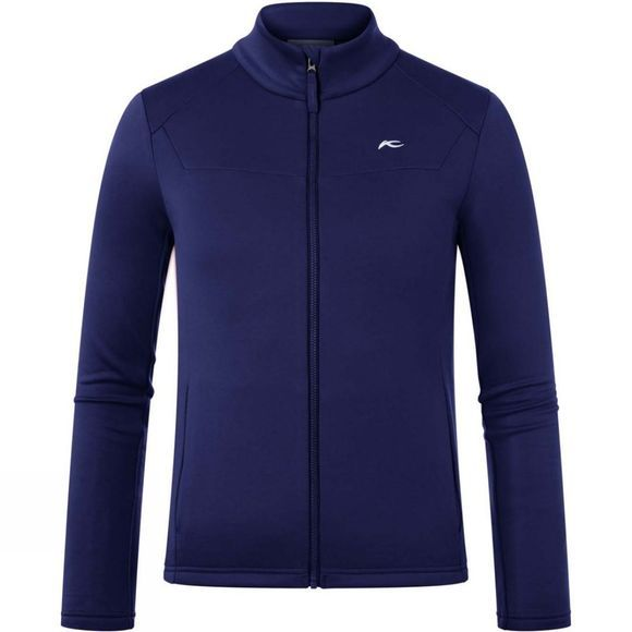 KJUS Boys Charger Midlayer 14+ Into The Blue