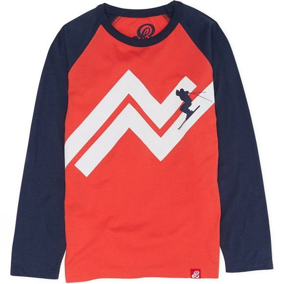 Kids Slope Skier T-Shirt