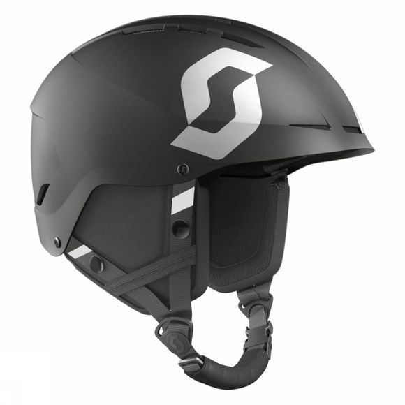 Scott Apic Plus Junior Helmet  Matt Black